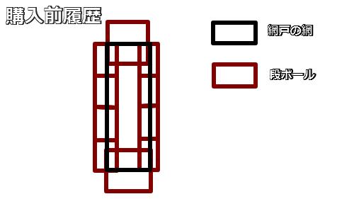 自作段ボール網戸配置図.jpg